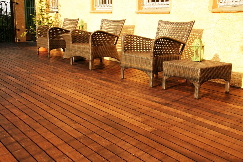 GartenmObel Holz Haltbarkeit ~ dies ist nun mit thermoholz in gleicher haltbarkeit realisierbar